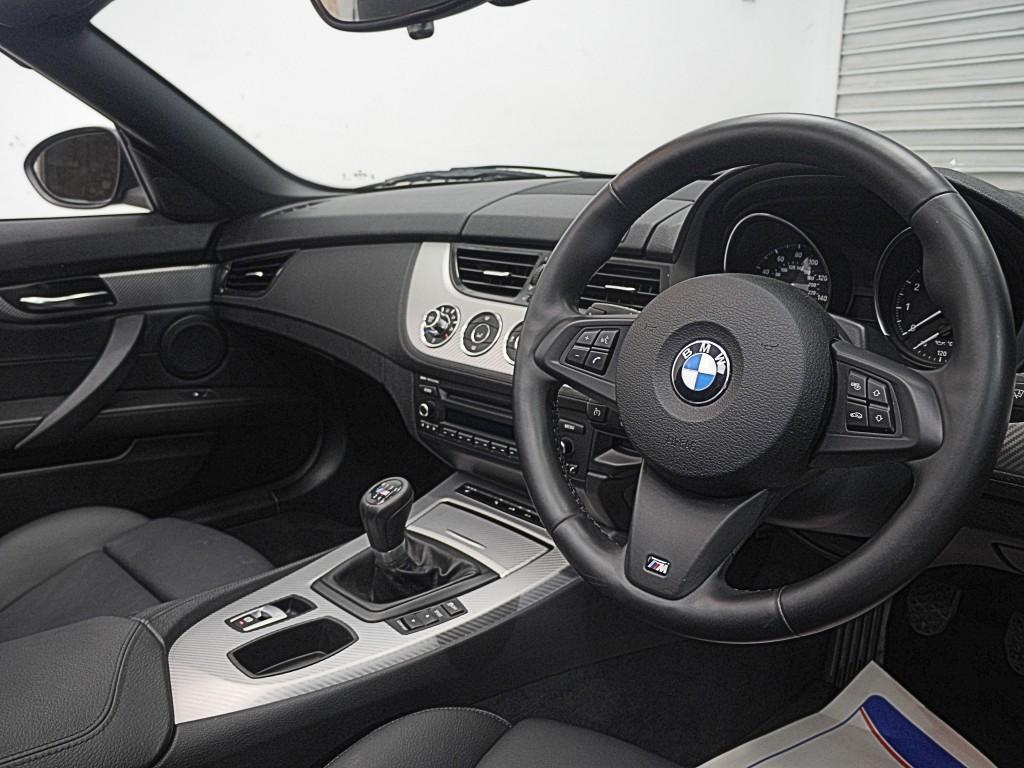 BMW Z SERIES 2.0 Z4 SDRIVE20I M SPORT ROADSTER 2DR