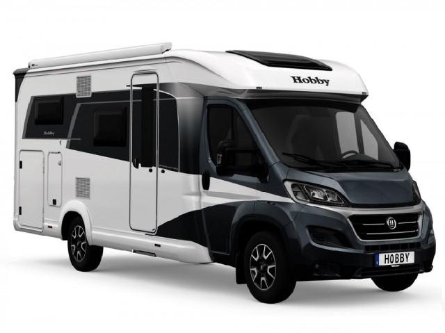 2020 HOBBY Optima De Luxe T75 HF
