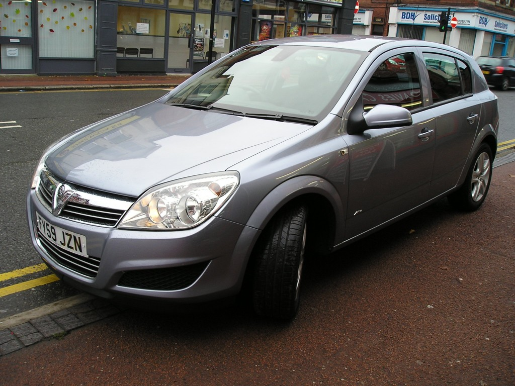 VAUXHALL ASTRA 1.6 ACTIVE 5DR