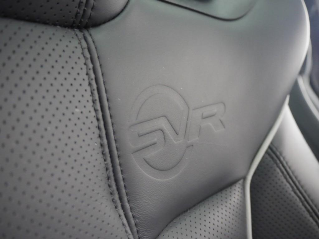 LAND ROVER RANGE ROVER SPORT 5.0 V8 SVR 5DR AUTOMATIC
