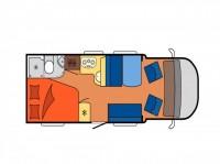2020 HOBBY Optima De Luxe T65 FL