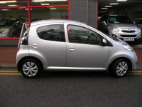 CITROEN C1 1.0 VTR PLUS 5DR