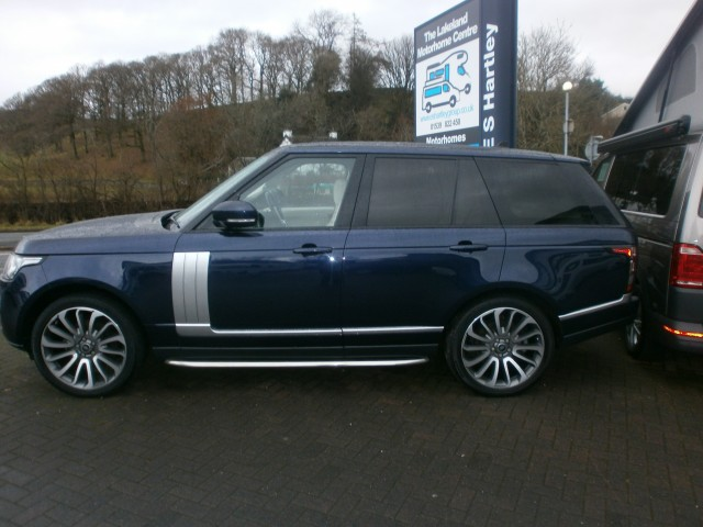 2015 (15) LAND ROVER RANGE ROVER  5DR AUTOMATIC
