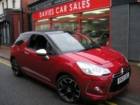 CITROEN DS3 1.6 DSPORT PLUS 3DR