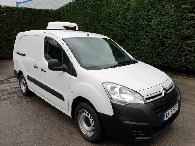 2016 (16) CITROEN BERLINGO 1.6 750 LX L2 BLUEHDI S/S