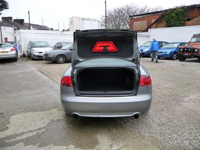 2006 (56) AUDI A4 2.0 T S LINE SPECIAL EDITION 4DR