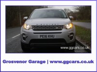 2016 (16) LAND ROVER DISCOVERY SPORT 2.0 TD4 SE TECH 5DR AUTOMATIC