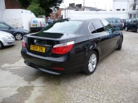 2004 (04) BMW 5 SERIES 2.2 520I SE 4DR AUTOMATIC