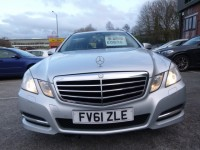 MERCEDES-BENZ E-CLASS 2.1 E220 CDI BLUEEFFICIENCY EXECUTIVE SE 5DR AUTOMATIC