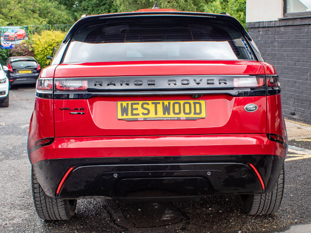 2018 (18) LAND ROVER RANGE ROVER VELAR 2.0 S 5DR AUTOMATIC