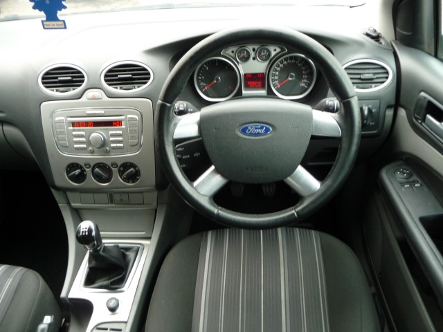 2009 (58) FORD FOCUS 1.6 ECONETIC TDCI 5DR