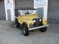 1958 LAND ROVER Series 1 88 Inch 3.5 V8 Petrol