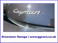 2012 (12) PORSCHE CAYMAN 2.9 24V PDK 2DR SEMI AUTOMATIC