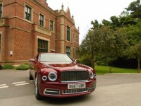 2017 (67) BENTLEY MULSANNE 6.8 V8 MDS 4DR AUTOMATIC