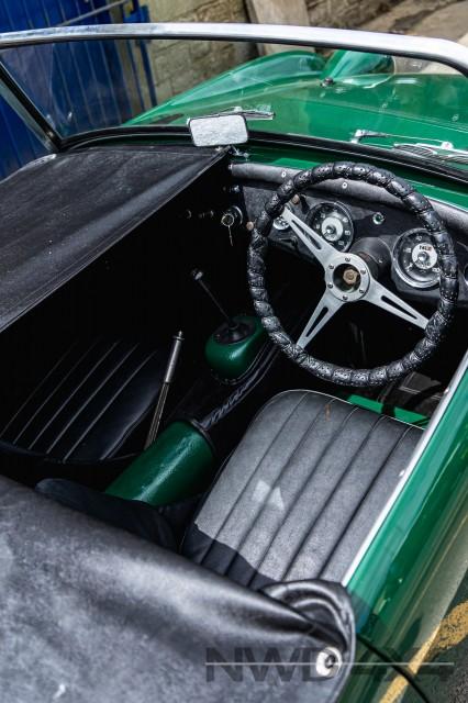1960 AUSTIN HEALEY SPRITE 0.9 SPRITE 2DR