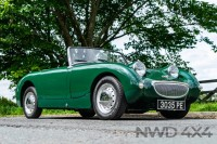 Click for more information about 1960 AUSTIN HEALEY SPRITE