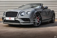 2018 (18) BENTLEY CONTINENTAL CONTINENTAL SUPERSPORTS 6.0 CONTINENTAL SUPERSPORTS 2DR AUTOMATIC