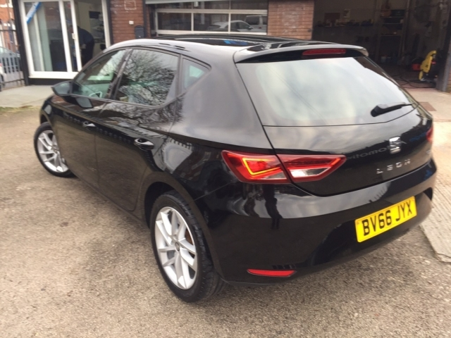2016 (66) SEAT LEON 1.6 TDI SE Dynamic (Tech Pack) (s/s)