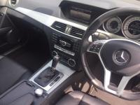 2013 (13) MERCEDES-BENZ C CLASS 2.1 C220 CDI BlueEFFICIENCY AMG Sport 7G-Tronic Plus (Map Pilot)