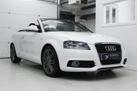 AUDI A3 CABRIOLET 2.0 TDI S line S Tronic 2dr
