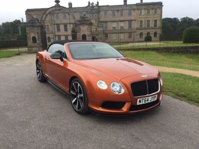 Click for more information about 2014 BENTLEY Continental GTC