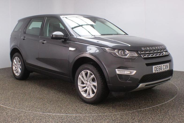 2016 LAND ROVER DISCOVERY SPORT 2.0 TD4 HSE LUXURY 5DR AUTO 180 BHP 7 SEATS