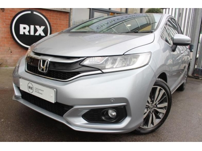 Click for more information about 2018 HONDA JAZZ