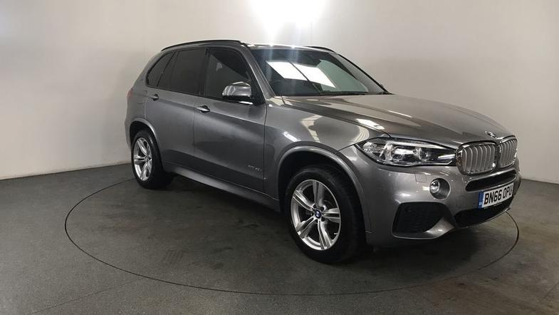 2016 BMW X5 2.0 XDRIVE40E M SPORT 5d AUTO 242 BHP