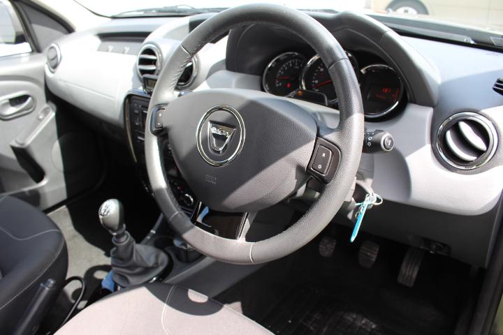 DACIA Duster Duster Laureate Dci Hatchback 1.5 Manual Diesel