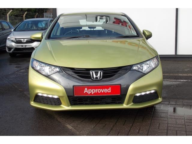 Honda Civic 5 Door 1 8 I Vtec Se For Sale In Grimsby