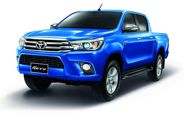 Pick Ups Direct, Ready For The New Toyota Hilux