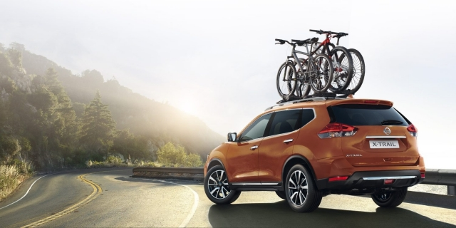 The New Nissan X-Trail Arrives in Liverpool on October 9th