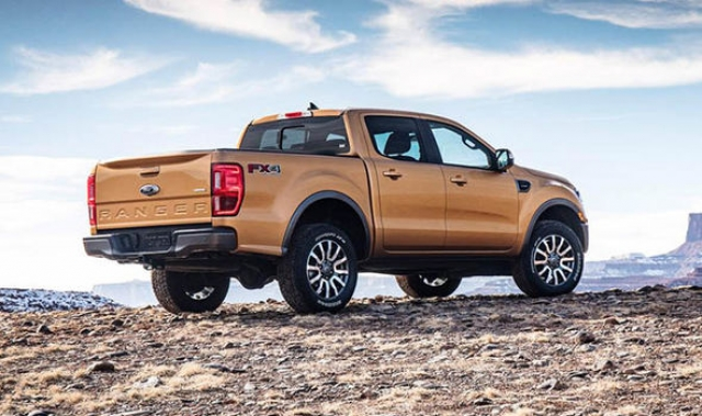 New Model Ford Ranger Now In Stock at PickUps Direct