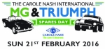 Triumph Spares day at Stoneleigh Park Feb 2016