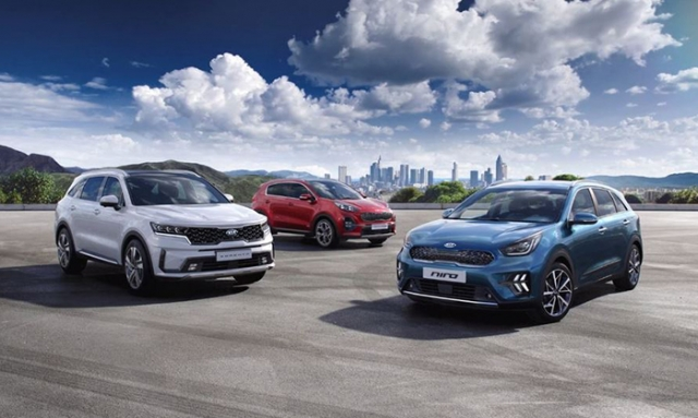 Company Car Business Packages Now Available on Kia Cars in Manchester