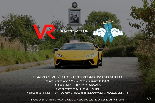 HARRY & CO SUPERCAR MORNING 2018