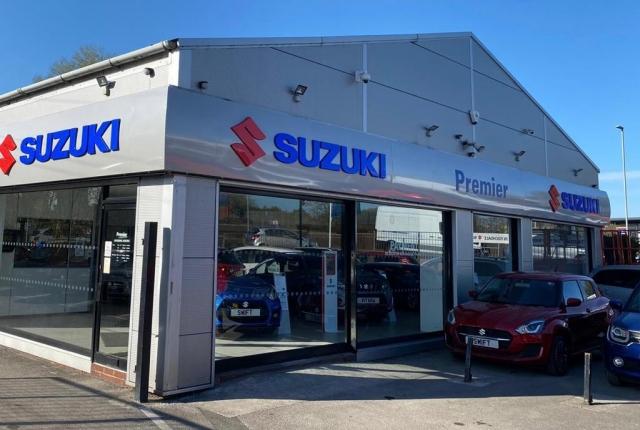 Sales Advisor for new SUZUKI franchise in Rochdale