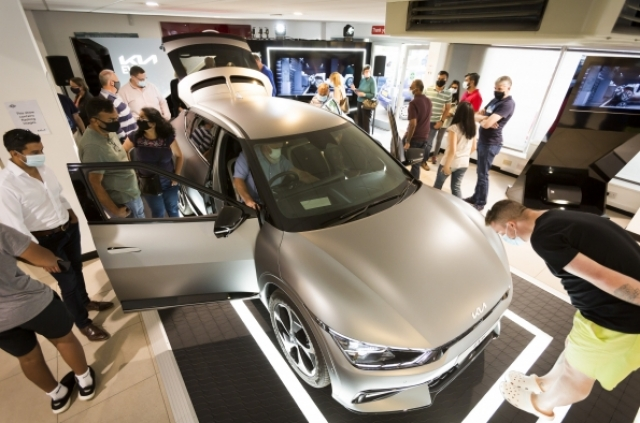 Up close and personal: Kia launches nationwide 'EV6 Electric Experience'