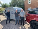 Goe Automotive extend their Dealer network with Cosford Caravans.