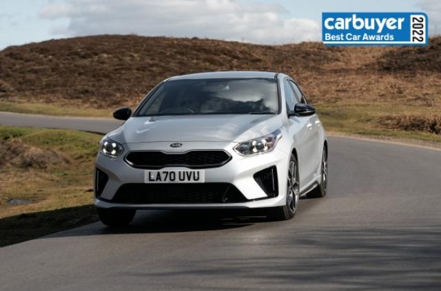 Kia takes three at Carbuyer Car of the Year Awards 2022