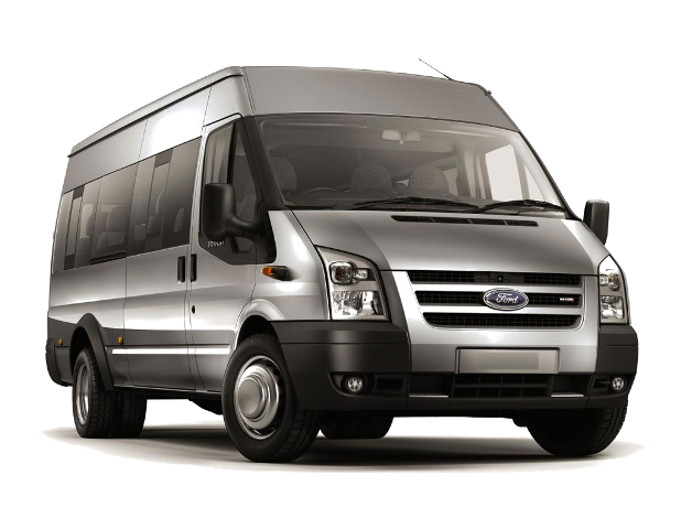 Ford Transit 17 Seater Minibus