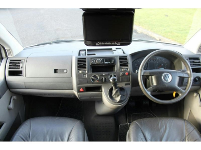 VOLKSWAGEN VW CAMPER 1.9TDI