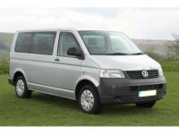 VOLKSWAGEN TRANSPORTER WINDOW VANS