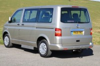 VOLKSWAGEN CARAVELLE 2.5 TDI 5DR AUTOMATIC