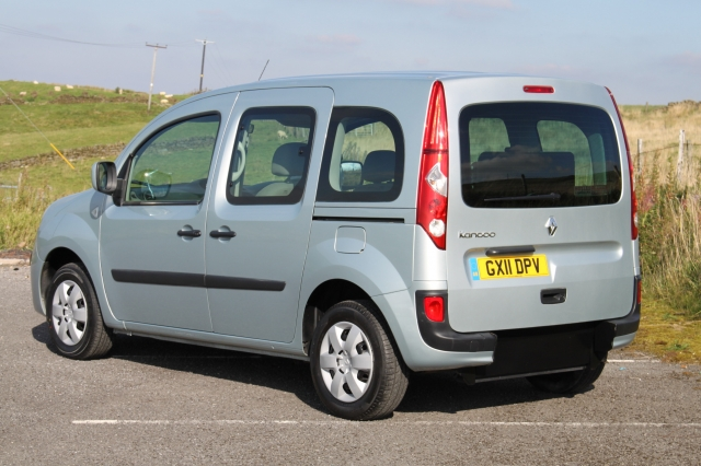 RENAULT KANGOO 1.6 EXPRESSION 16V 5DR Automatic