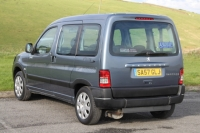 PEUGEOT PARTNER 1.6 COMBI ESCAPADE HDI 5DR Manual