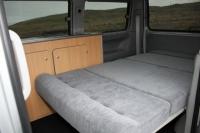 MAZDA Bongo 2.5TD AUTO ,4 BERTH,   4x3 POINT SEAT BELTS