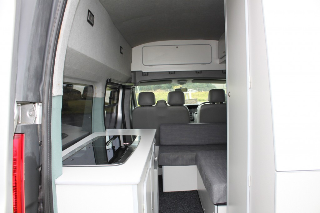 RENAULT Nomad 3 BERTH CAMPER WITH BATHROOM