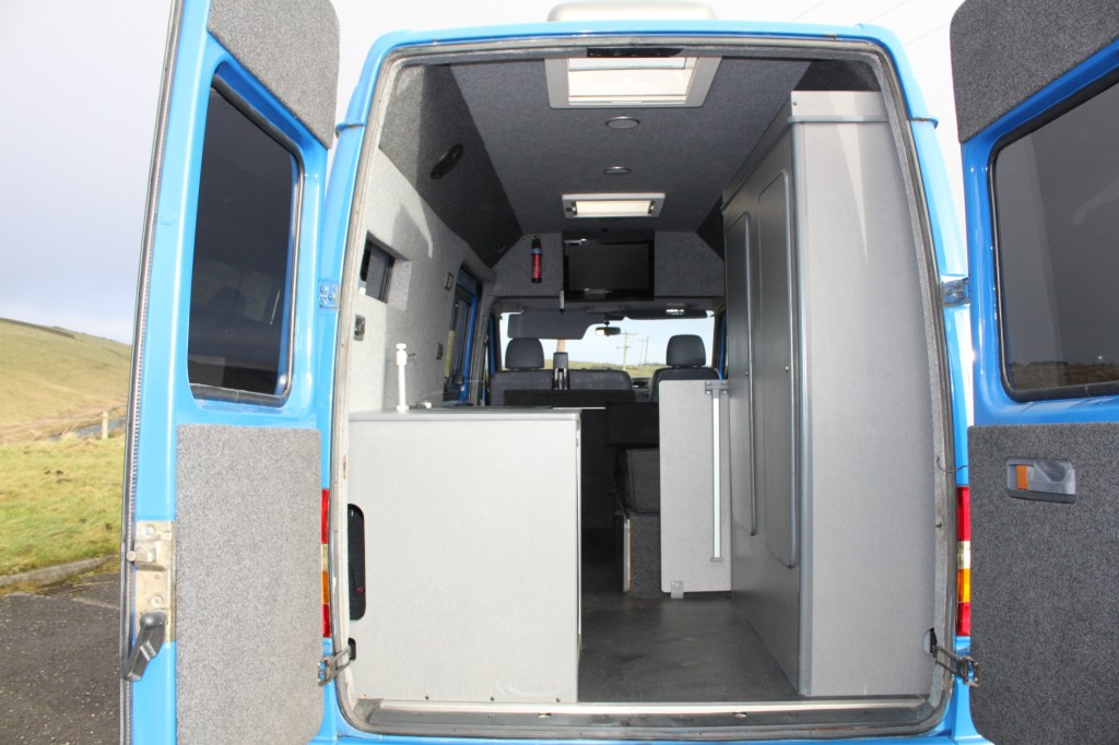 MERCEDES-BENZ Sprinter Camper