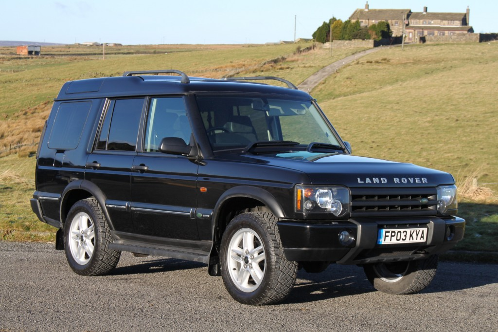 LAND ROVER DISCOVERY 2.5 TD5 XS 5DR For Sale in dford - Hoyles ...